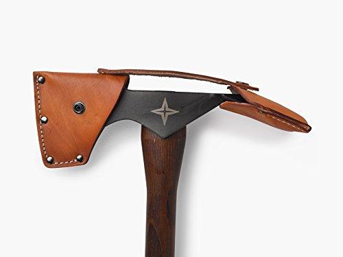 Barebones Living - Pulaski Axe | 1055 High Carbon Steel Split Blade by Barebones Living