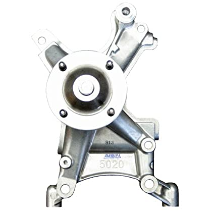 Image of Aisin FBT-002 Fan Pulley Bracket Power Pulleys