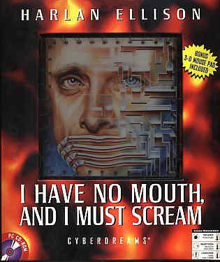 i have no mouth and i must scream audiobook