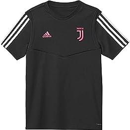 adidas 19/20 Juventus Tee Youth T-Shirt Unisexe pour Enfant