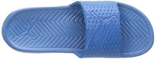 Puma Mens Popcat Premium Athletic Sandal True Blue-true Blue