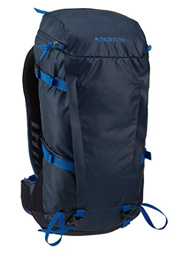 Burton Multi-Season Skyward 25L Hiking/Backcountry Backpack, Dress Blue Coated