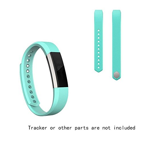 JOMOQ Fitbit Replacement Silicone Wristband
