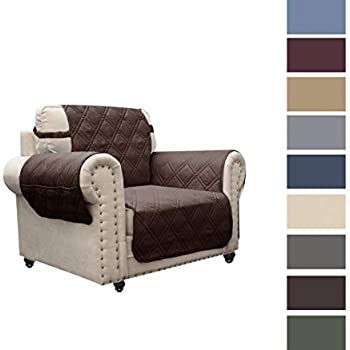 Amazon Com Chhkon Loveseat Cover Waterproof Quilted