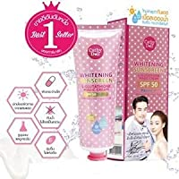 Size 138ML.Sunscreen Lotion Cathy Doll Whitening Sunscreen L-Glutathione Magic Cream...