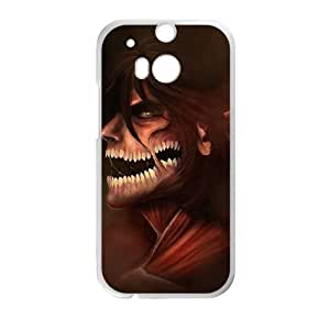 HTC One M8 Phone Case White Attack On Titan TYTH3771866