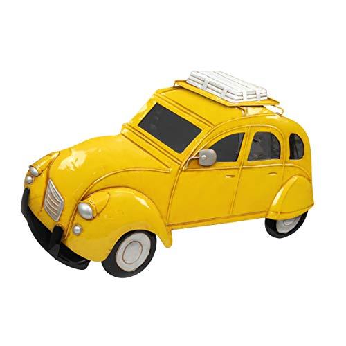 Quadro London Táxi 70 X 51 X 7 Cm Prestige Amarelo