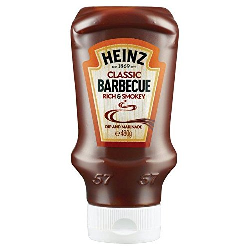 Heinz Barbecue Classic Sauce - 480g
