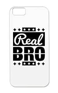 True Best Funny Miscellaneous Mate Fellow Bro Brother Buddy Dude Real Friend Black For Iphone 5c F1 Case Cover