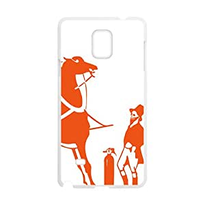 KKDTT Hermes design fashion cell phone case for samsung galaxy note4