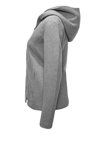 Chin Femme Onlsedona Jacket Gris Clair OTW Blouson Short Only wZXgxaq8a
