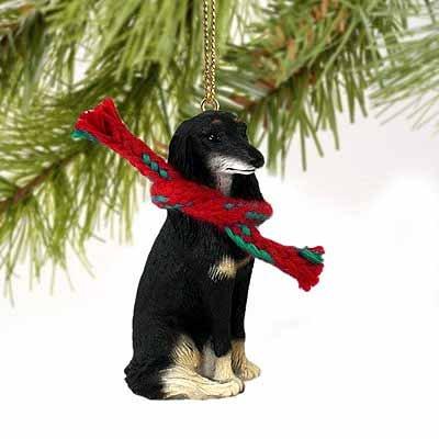 Saluki Miniature Dog Ornament ()
