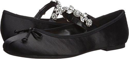 Badgley Mischka Jewel Women's Terrie Ballet Flat, Black, 6 Medium US by Badgley Mischka