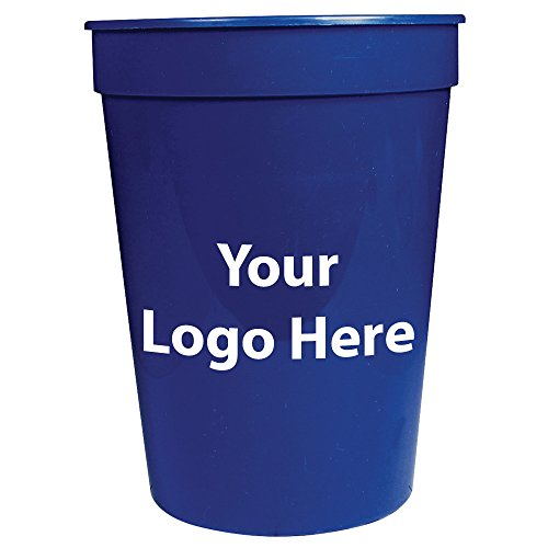 12 Oz. Stadium Cup - 250 Quantity - $0.55 - Promotional Product/Bulk with Your Logo/Customized]()