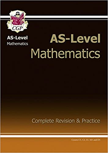 AS-Level Maths Complete Revision & Practice 2 Rev ed Edition price comparison at Flipkart, Amazon, Crossword, Uread, Bookadda, Landmark, Homeshop18