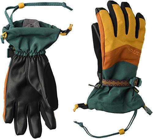 Womens Snowboard Glove Burton (Burton Women's Prospect Glove, Squashed/Balsam/Adobe, Large)
