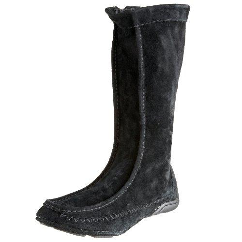 Boot,Black,6 M US ()