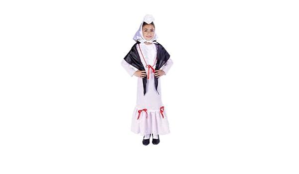 Nines dOnil Export - Disfraz de chulapita (D8331): Amazon.es: Juguetes y juegos
