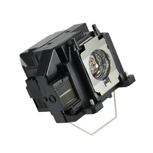 Epson Replacement Lamp with Housing and Original Bulb for EB-C30X; EB-S01; EB-S02; EB-S