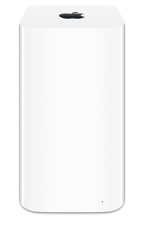 Apple AirPort Extreme Base Station ME918LL/A (Renewed) by Apple