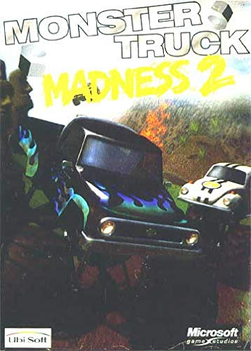 Monster Truck Madness 2 Amazon Ca Software