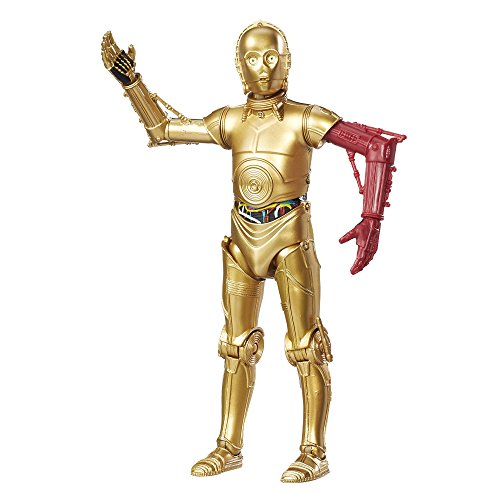 (Star Wars The Black Series C-3PO)