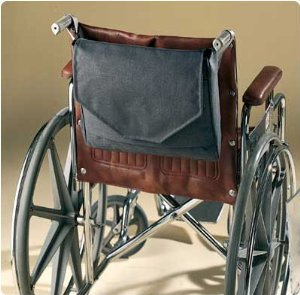 Wheelchair Pouch by Rolyn Prest