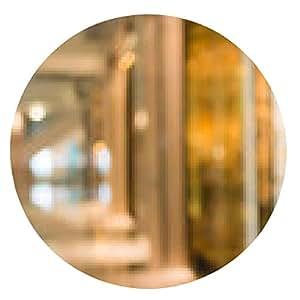 alfombrilla de ratón Resumen de antecedentes de centro comercial - ronda - 20cm
