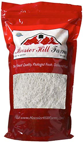 ear Jel Thickener (cook type) NON-GMO large bulk 3 lb. bag, batch tested to be gluten free ()