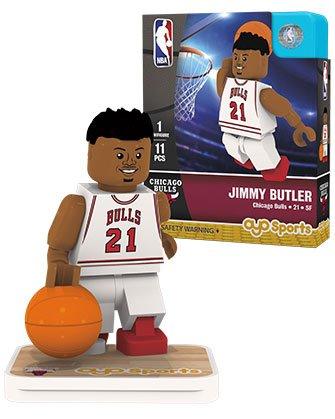 OYO Sports NBA Minifigure Chicago Bulls Jimmy Butler by OYO