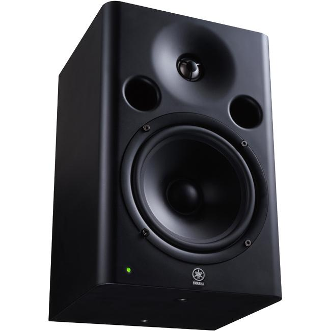 Yamaha msp7studio monitor speaker musical for Yamaha powered monitor speakers