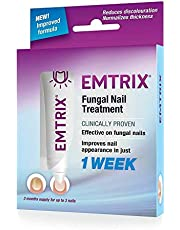 Emtrix Nail Treatment/repair 10ml,improved appearance in only 1 weeks