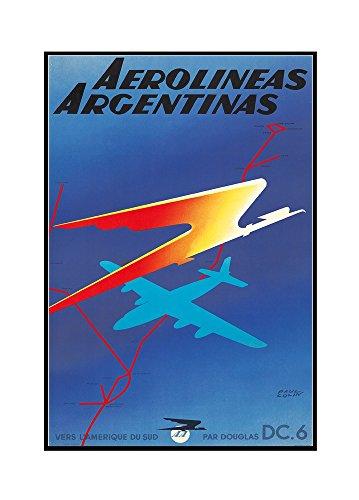 aerolineas-argentinas-vintage-poster-artist-colin-france-c-1950-22-5-8x36-framed-gallery-wrapped-str