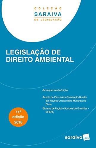 Legislação de Direito Ambiental