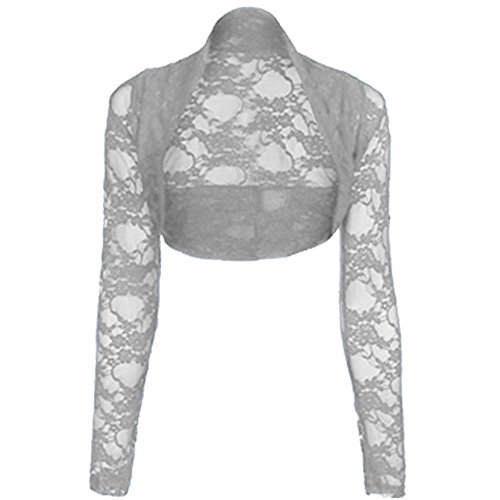 16MVRCH Women's Lace Bolero hot sale