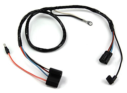 - Mustang Wiper Motor Feed Wire 2 Speed 1 Speed 1965 - 1966