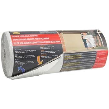 M-D Building Products 43157 Garage Door Insulation Kit for 22-Inch by 40-Feet Single Door
