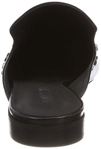 Marc Cain Damen JB SK.09 L29 Slipper Mehrfarbig (Black)