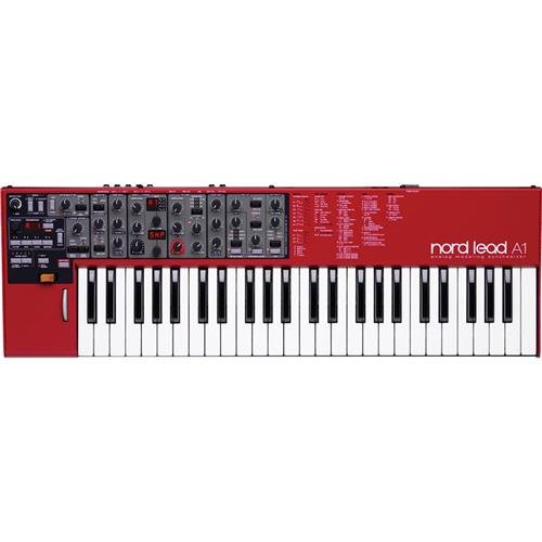 Unison Keyboard - Nord Lead A1 49-Key Analog Modeling Synthesizer (NORD-LEAD-A-1)