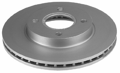 No febi bilstein 12578 Brake Disc Set front of Holes 4 internally ventilated 2 Brake Disc