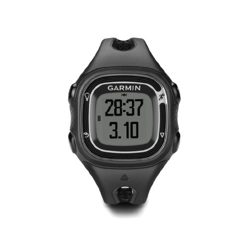 Garmin Forerunner 10 GPS Watch (Black/Silver) Black Friday & Cyber Monday 2015