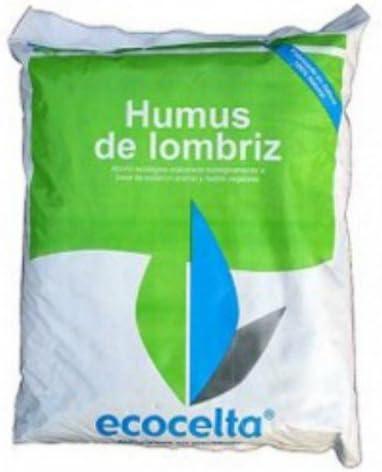 Humus de lombriz 3 L Ecocelta: Amazon.es: Jardín