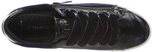 Mujer Tozzi 2 Zapatillas para Comb 890 Navy 890 2 23774 Marco Azul 31 8qngdw0