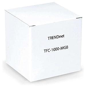TRENDnet TFC-1000MGB Gigabit Ethernet to Fiber Media Converter