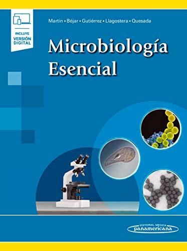 Microbiología Esencial por Martín González, Ana