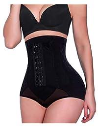 Hi-Waist Tummy Control Panty Butt Lifter Waist Trainer Brief Underwear for Sexy Women