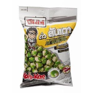Kohkae Salted Green Peas 44g. by Koh-Kae