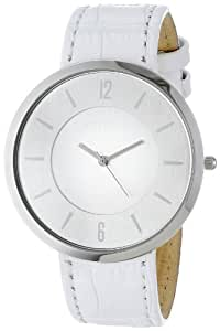 Johan Eric Women's JE5001-04-001A Vejle Analog Display Quartz White Watch