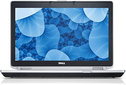 Dell Latitude E6520 15.6 inch Laptop Intel i7 2.7GHz 8GB Ram 240GB SSD Nvidia NVS 4200M Graphic Card Windows 10 Pro (Renewed)