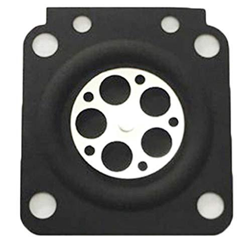 Lot pour Joints de Membrane de Membrane de Dosage Zama 180 Pi/èces pour Kit de R/éparation de Carburateur Zama 180 192 TOOGOO 20Pcs